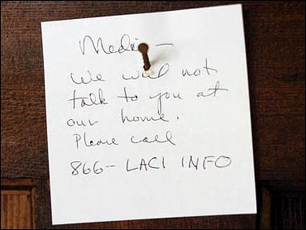 Laci: Life And Death