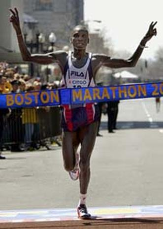 107th Boston Marathon
