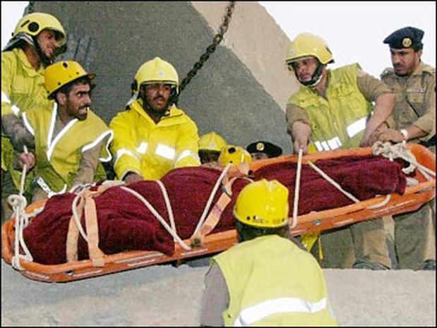 Terror In Riyadh