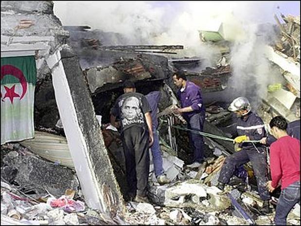 Algerian Earthquake