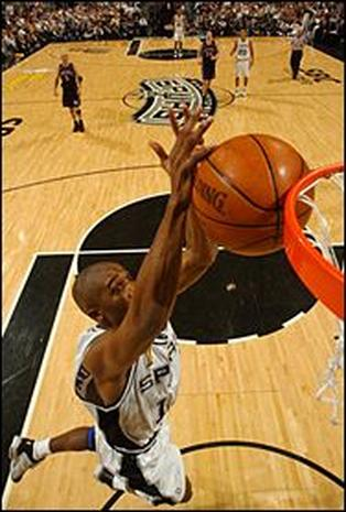 NBA Finals:Game 1