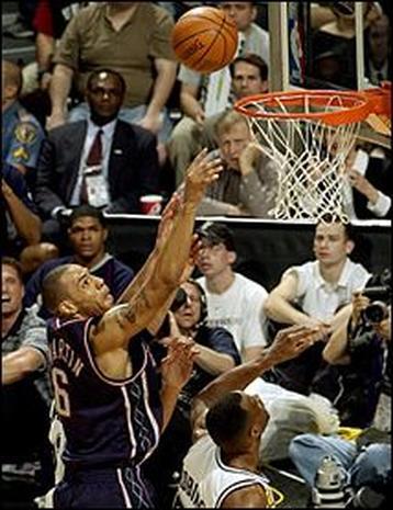 NBA Finals: Game 2