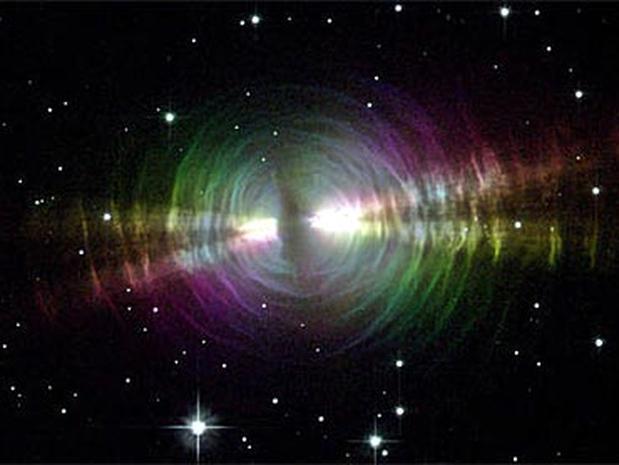 Hubble Telescope Images: 2003