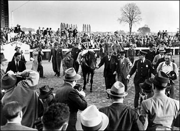 The Real Seabiscuit Seabiscuit Pictures Cbs News