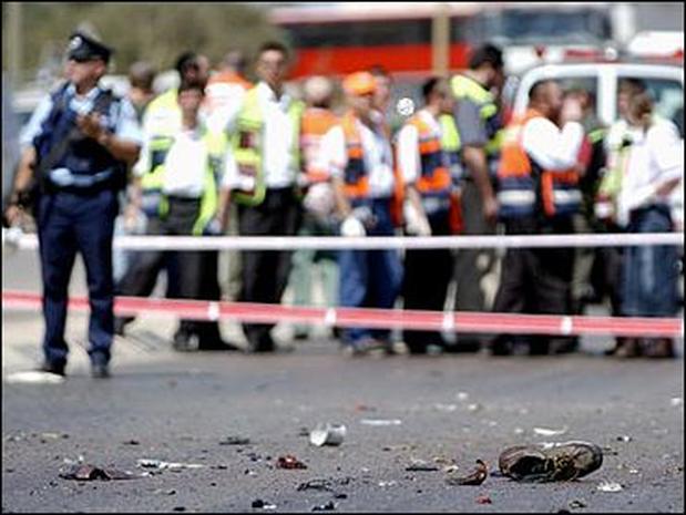 Israel Bombing