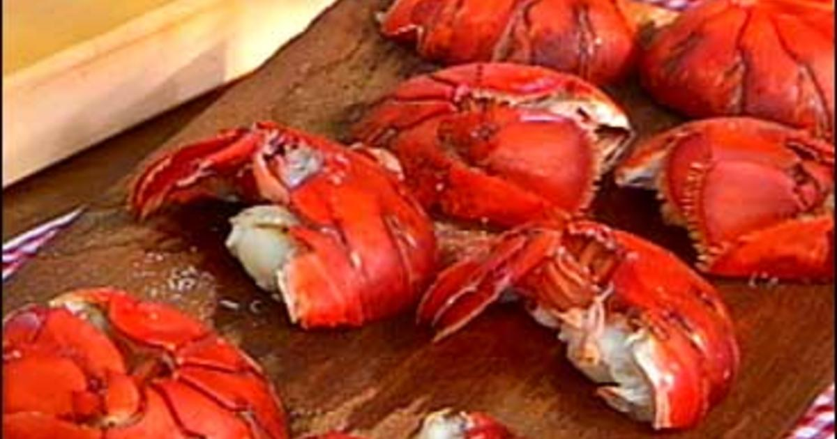 Essentials For A Lobster Feast - CBS News