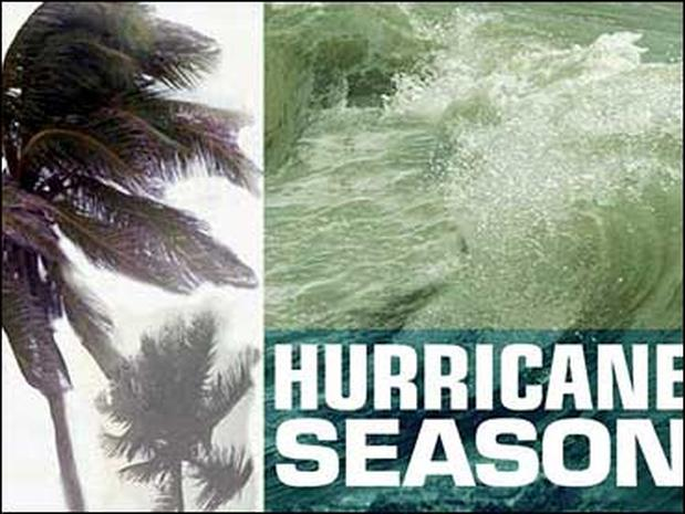 History-making East Coast hurricanes