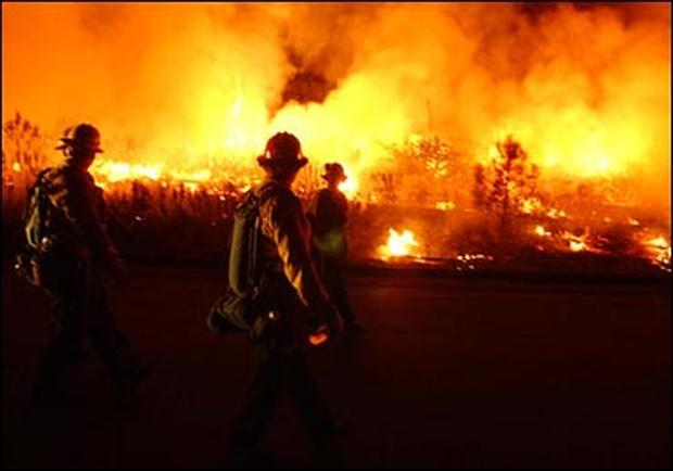 September Fires
