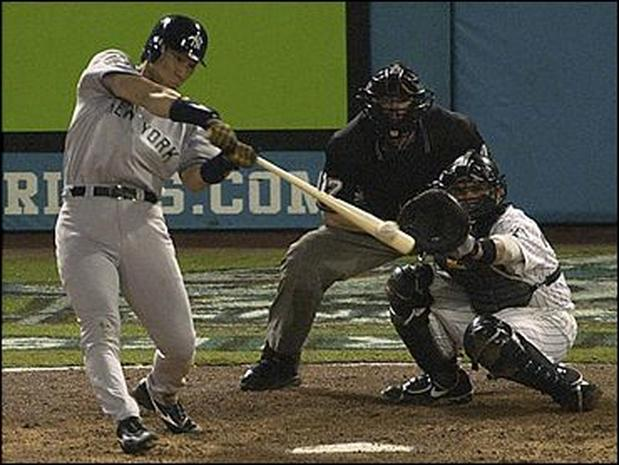 2003 World Series Game 3