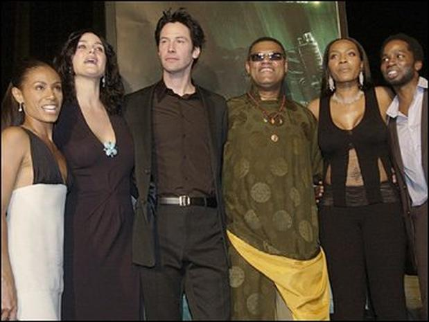 Matrix Revolutions Premiere