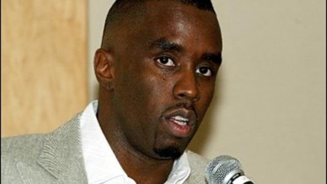 Diddy's Duds Stir Sweatshop Probe