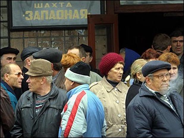 Russia Mining Rescue