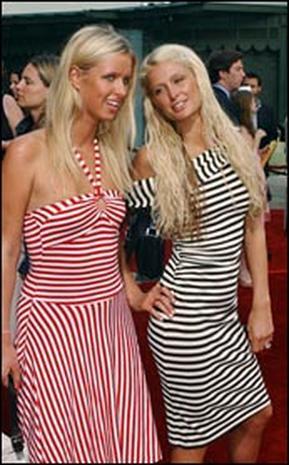 The Hilton Sisters