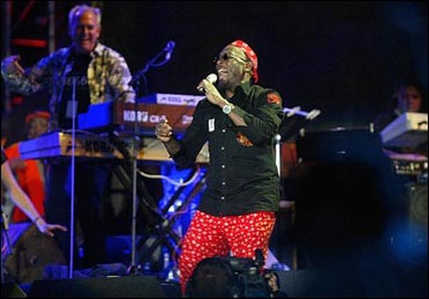 AIDS Concert