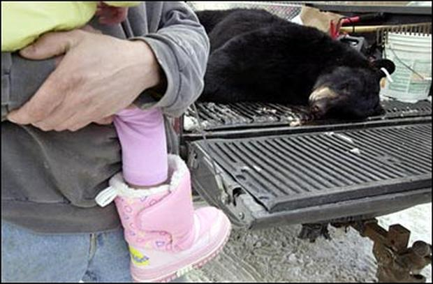 New Jersey Bear Hunt