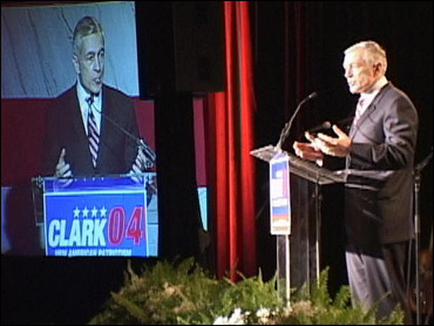 On The Road With Gen. Clark