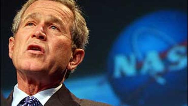 Bush Space Speech Text - CBS News