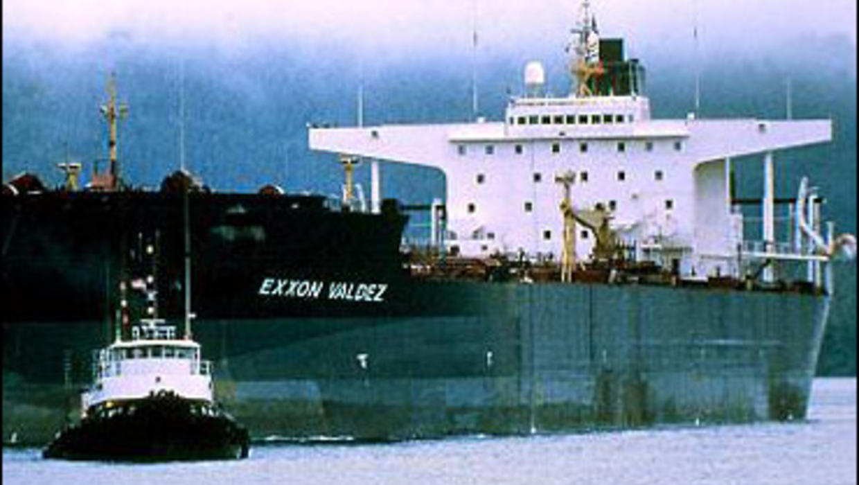 an analysis of the exxon valdez oil spill in prince william sound alaska