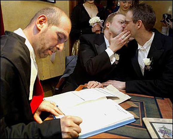 Same-Sex Weddings