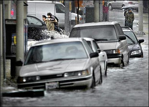 California Flooding