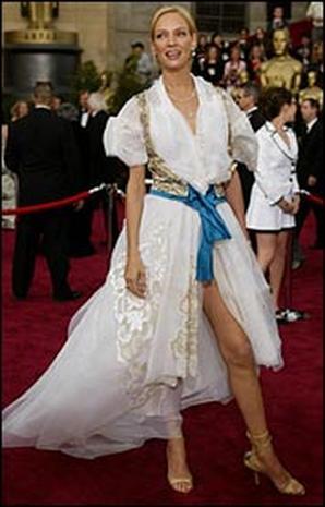 Oscar Fashion 2004