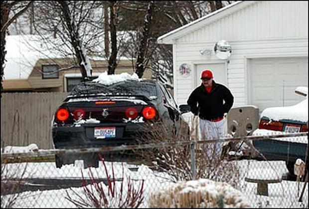 Manhunt For Highway Shooter