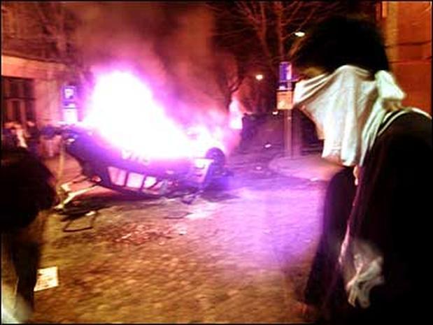 Serbia Kosovo Clashes