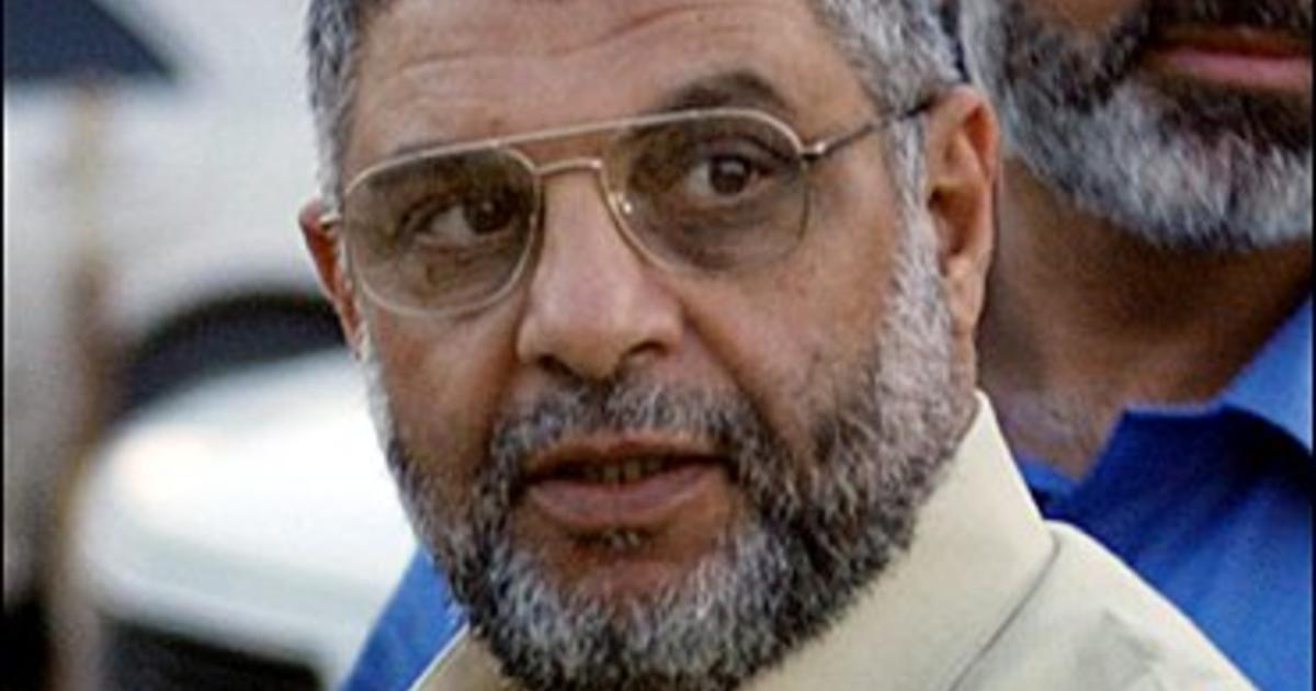 Hamas Tabs Hard Liner New Chief Cbs News
