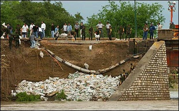 Floods In Mexico