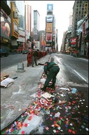 Times Square Anniversary