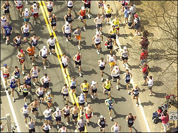 The 2004 Boston Marathon