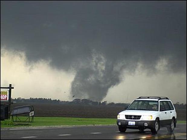 Illinois Spring Storms