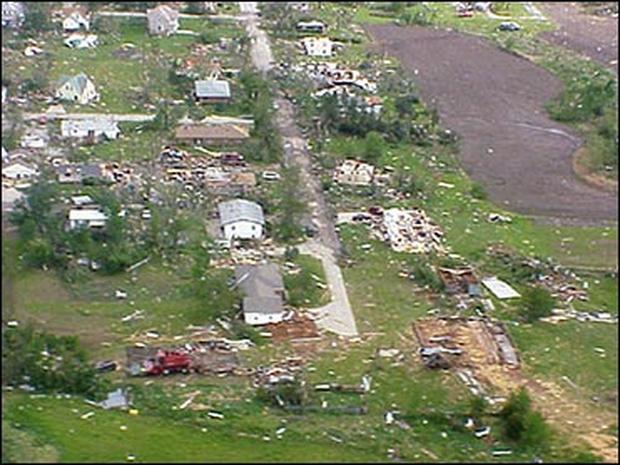 Nebraska Tornadoes