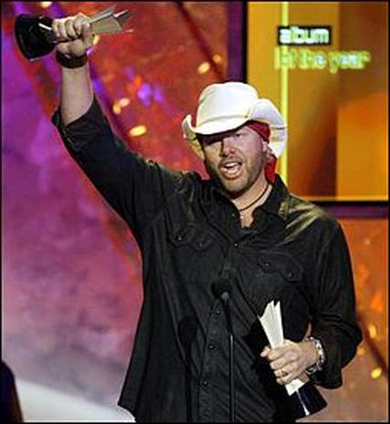 Country Music Awards 2004