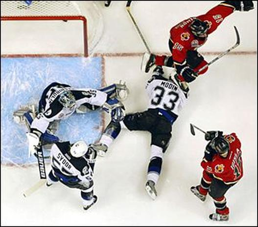 2004 Stanley Cup: Game 3