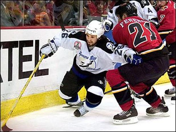 2004 Stanley Cup: Game 6
