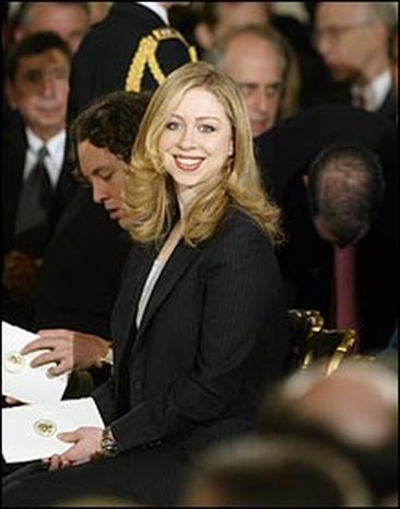 The Clinton Portraits