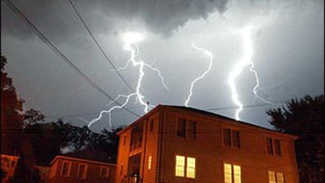 Storms Batter Midwest,East