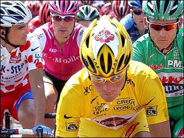 2004 Tour de France part 2