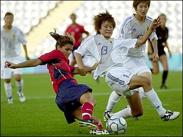 Olympics Soccer