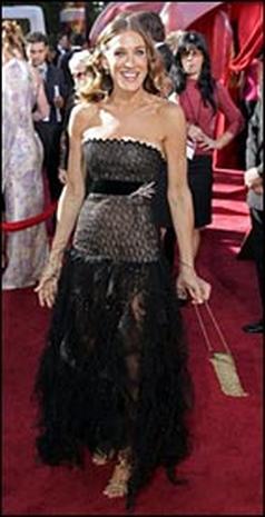 Emmy Fashions 2004