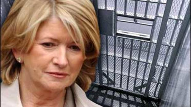 Image result for martha stewart sent to prison