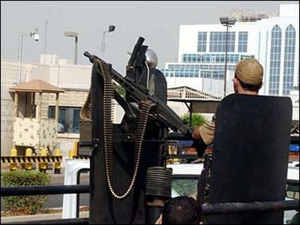 Jiddah Attack