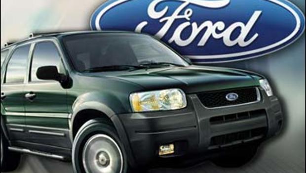 Ford To Recall 500 000 Escape Suvs
