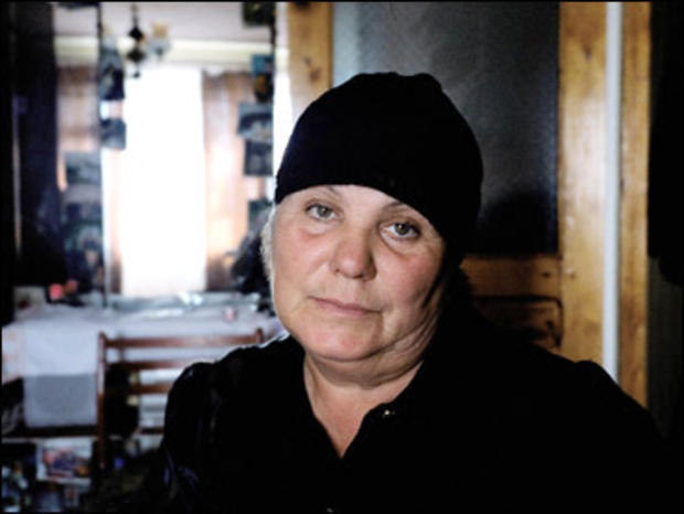 Larisa Adamovna, Sergei Urmanov's mother, lost all of the females in her family in the siege