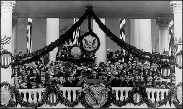 Inaugural History