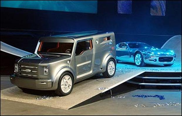 2005 Concept Cars