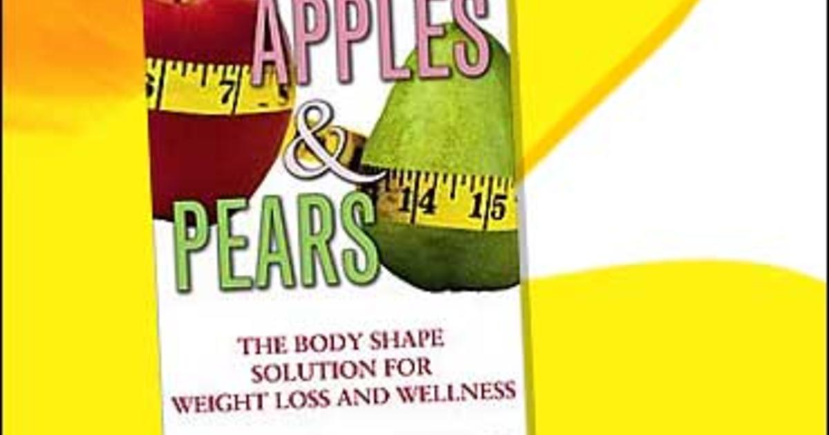 35888b899f340 Are You A Pear Or An Apple  - CBS News