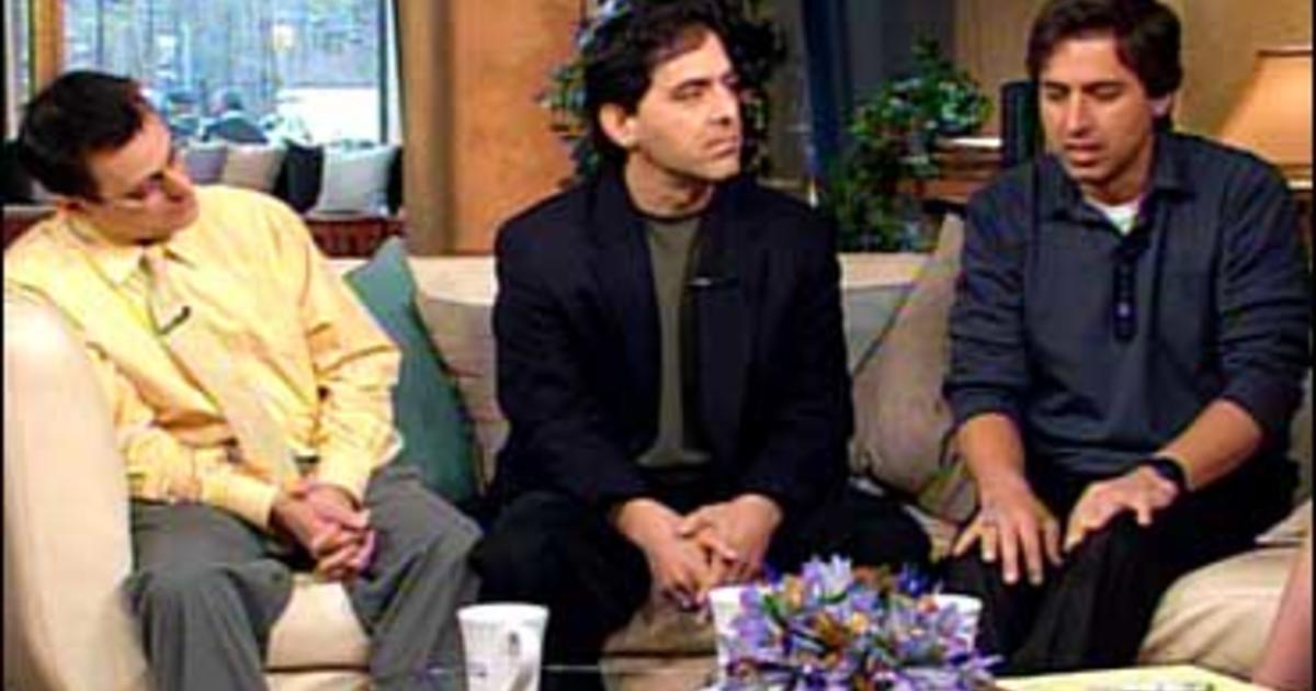 Ray Romano Is 'Raymie' - CBS News  Ray Romano Robert Romano