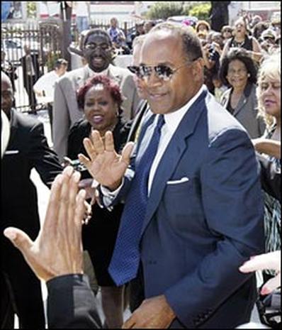 O.J. Once More